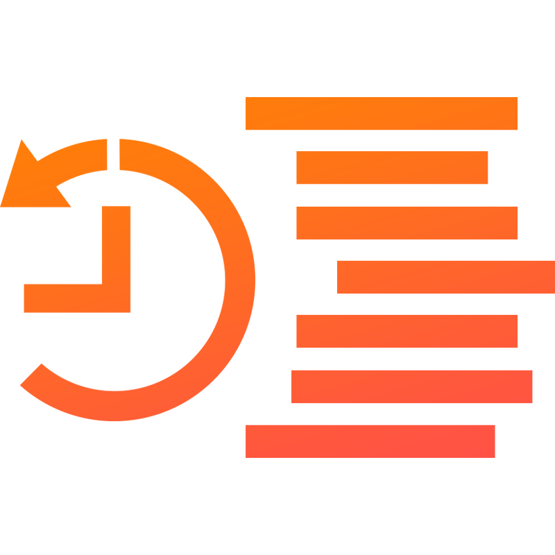 Backtest icon